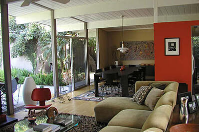 Today, in the City of Orange, many past and present LPA families call an Eichler home, home.
