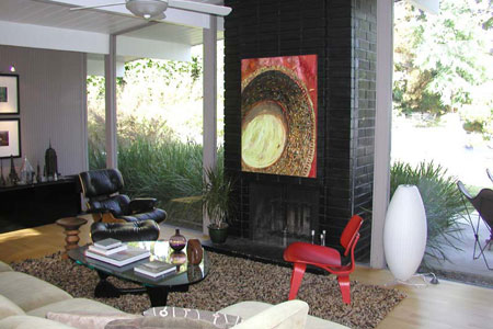 Flanagan Eichler Living Room