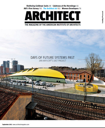 Architect 50 Magazine Top Architects List