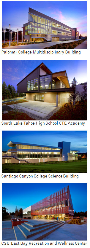 Award Winning Orange County Architecture designed by LPA Inc.