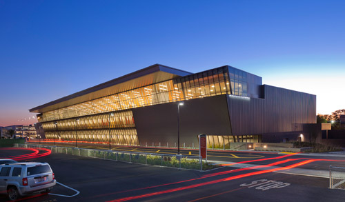Cal State Northridge Energy Efficient Green Building Design, by LPA Inc.
