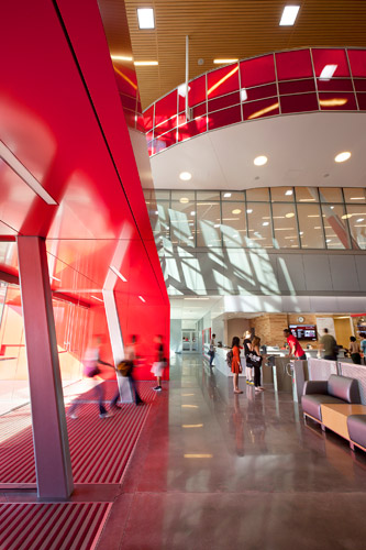 Cal State Nortridge Sustainable Building Design, by LPA Inc.