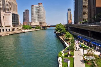 Diverse Urban Chicago