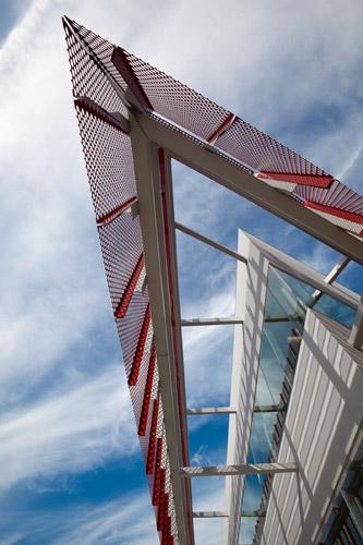 Best Designed Rec Center, CSU East Bay