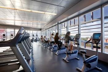 CSU East Bay Recration and Wellness Center