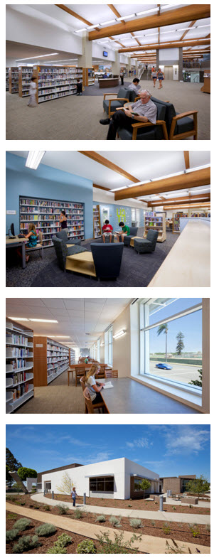 Fullerton Library Renovation Design by LPA Inc.