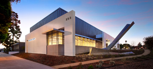 Fullerton Library Design by LPA Inc.