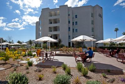 Healing Landscape Design Hoag Hospital Irvine