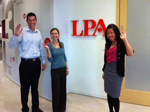 LPA Cal Poly Professional Studio Architecture Interns
