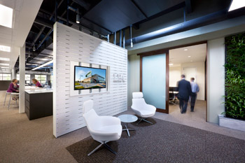 Green Irvine-based Architecture Firm LPA Inc.