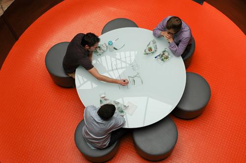 LPA architects collaborating on design