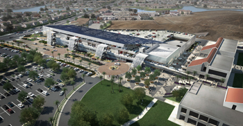 Photovoltaics at Moreno Valley College