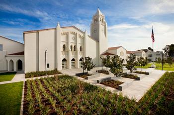 Newport Harbor High Wins School Architecture Award