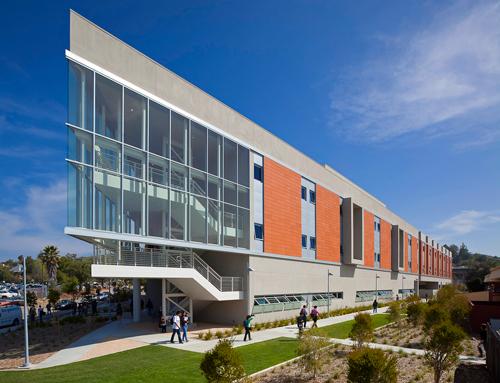Palomar College San Diego Architecture