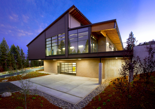 School Architecture Award Winner, South Tahoe High School