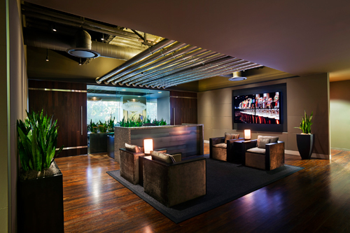 Yardhouse Irvine HQ Green Office Space