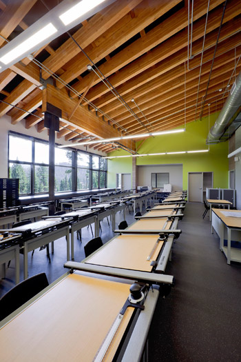 Dream Green School designed by California's LPA Inc.