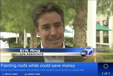 Erik Ring on ABC7 Eyewitness News