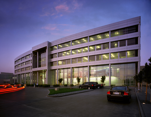 LEED Certified Ford HQ Irvine, CA