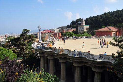 Gaudi designed project