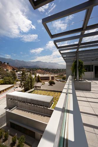Green Flight Projects Center for JPL