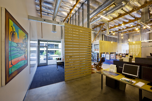 Sustainable Office for Surfrider Foundation