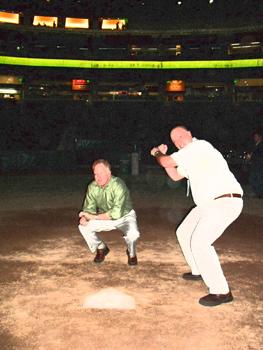 Baseball at GreenBuild 2009