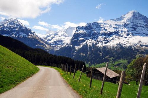 Interlaken Integrated Landscape