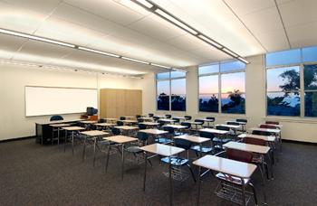 Reviatilzed Classroom, Laguna Beach High School