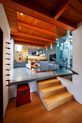 Laguna Beach Sustainable Green Home