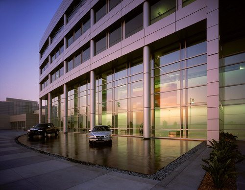 LEED Certified HQ by LPA