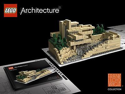 Lego Architecture Building Set