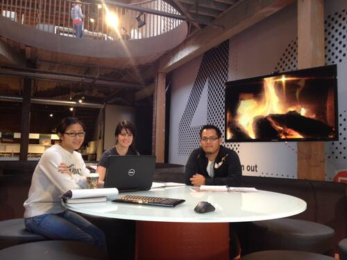 Interns at Top San Diego Architecture Firm LPA