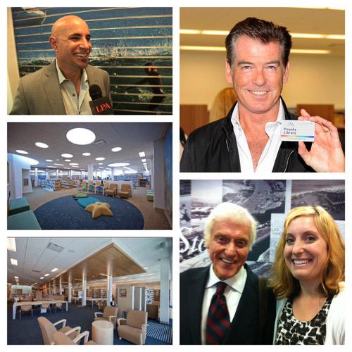 Malibu Library Renovation Grand Opening, LPA Inc.