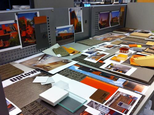 Materials Boards Interior Design LPA
