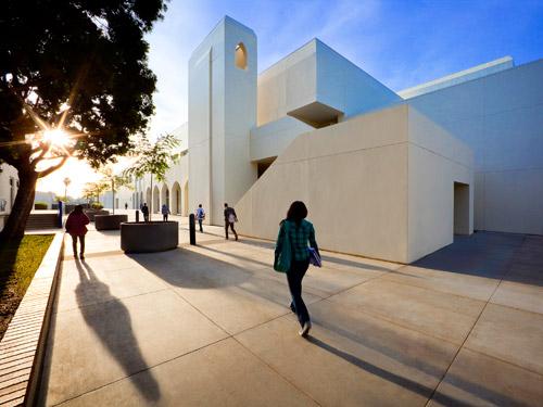 Newport Harbor High School Green Modernization California
