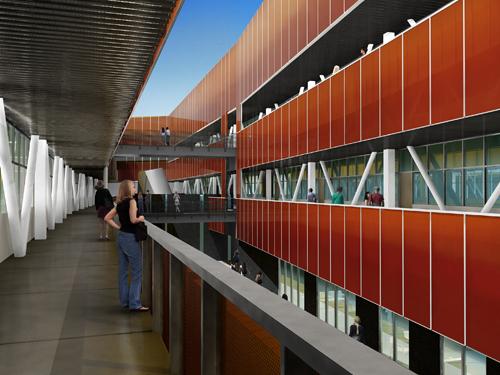 Orange Coast College Architecture by LPA