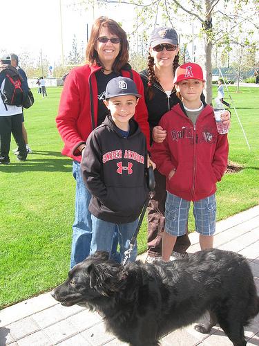 Ryan Family at Brea Sports Park