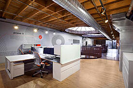 San Diego Green Office Space designed by LPA