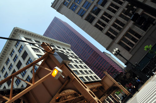 Urban Density Chicago