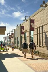Modernization at Valley Christian High School