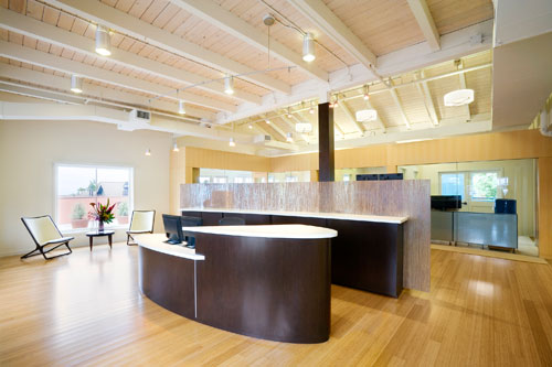 WCM Investment Commercial Interiors