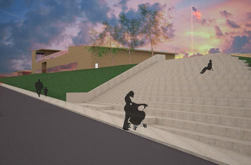Beyer Elementary School Intern Architecture San Diego