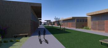 Architecture Interns Redesign San Diego Elementary School