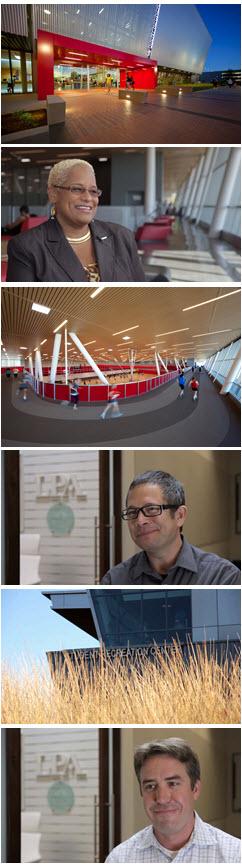 CSUN Architecture Film Stills LPA