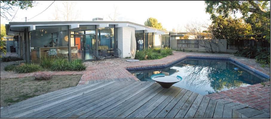 Tapia Eichler Home Backyard