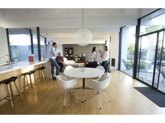 Eichler Home Interior